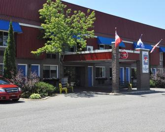 Motel Le Transit - Mont-Saint-Hilaire - Gebäude