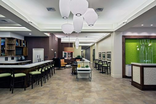 Hilton Garden Inn Lincoln Downtown/Haymarket - Lincoln - Bar