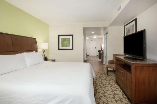 Hilton Garden Inn Lincoln Downtown/Haymarket - Lincoln - Bedroom