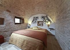 Trulli Paparale - Alberobello - Habitación