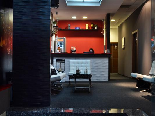 Guesthouse City Central International - Skopje - Front desk