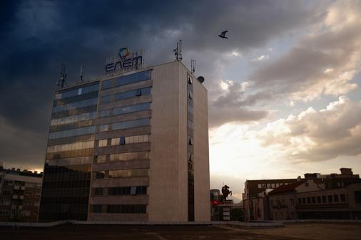 Guesthouse City Central International - Σκόπια - Κτίριο