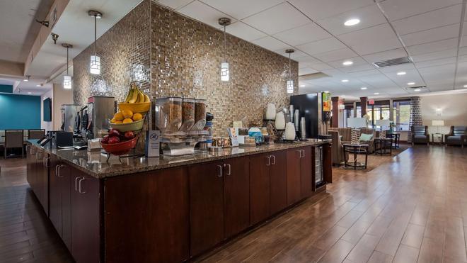 Best Western Plus Galleria Inn & Suites - Memphis - Buffet