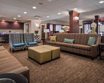 蓋勒瑞貝斯特韋斯特酒店 - 曼菲斯 - 孟菲斯(田納西州) - 休閒室