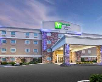 Holiday Inn Express & Suites - North Carmel / Westfield - Carmel - Building