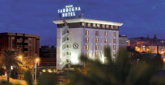 Sardegna Hotel, Suites & Restaurant - Cagliari - Gebäude