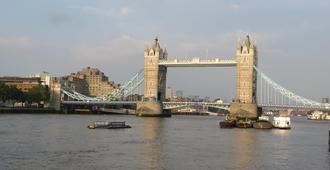 Holiday Inn Express London-Royal Docks, Docklands - Londres - Vista del exterior