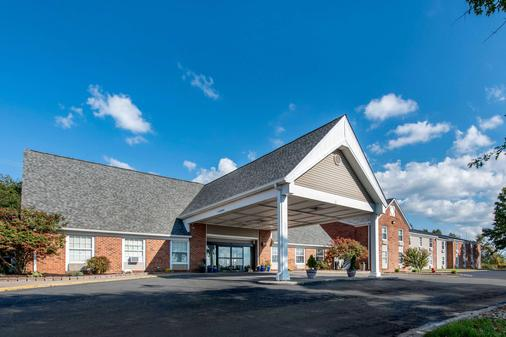 Quality Inn - Morgantown - Edificio