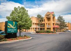 Quality Inn Colchester - Burlington - Colchester - Building