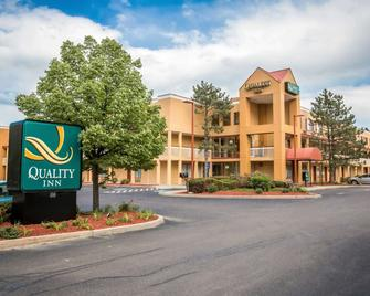 Quality Inn Colchester - Burlington - Colchester - Building
