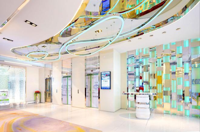 iclub Ma Tau Wai Hotel - Hong Kong - Lobby