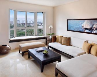 Mövenpick Resort & Residences Aqaba - Aqaba - Living room