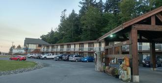 Big Rock Motel - Campbell River - Building