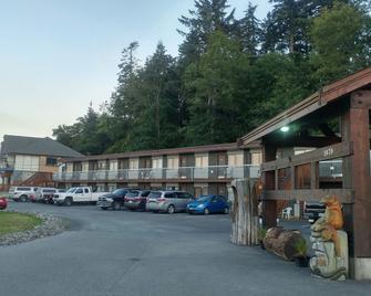 Big Rock Motel - Campbell River - Building