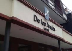 ホテル デ ロス アンデス - ウシュアイア - 建物