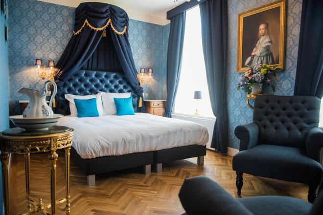 Boutique Hotel De Barones van Leyden - Leiden - Bedroom