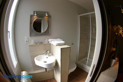 Hotel Le Cheval Noir - Argenton-sur-Creuse - Bathroom