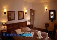 Hotel Le Cheval Noir - Argenton-sur-Creuse - Bedroom