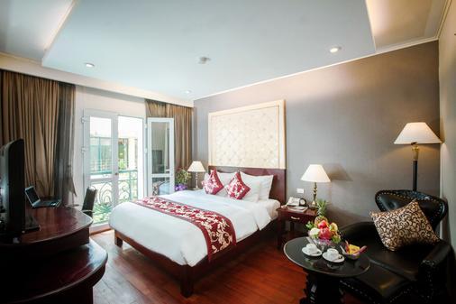 Medallion Hanoi Hotel - Hanoi - Bedroom
