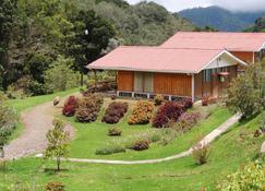Hotel de Montaña Suria - San Gerardo de Dota - Edificio