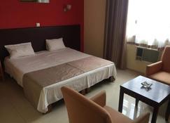 Hôtel White Palace - Antananarivo - Slaapkamer