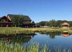 Gallatin River Lodge - Bozeman - Building