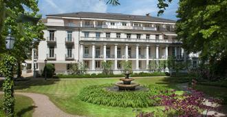Radisson Blu Badischer Hof Hotel, Baden-Baden - Baden-Baden - Gebäude