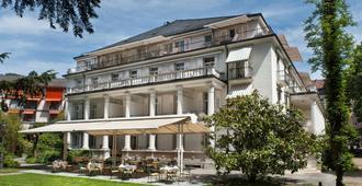Radisson Blu Badischer Hof Hotel, Baden-Baden - Baden-Baden - Edificio