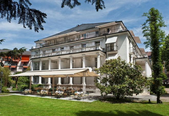 Radisson Blu Badischer Hof Hotel, Baden-Baden - Baden-Baden - Rakennus