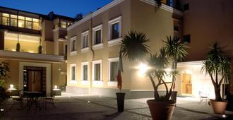 Hotel Forum - Pompeï - Gebouw