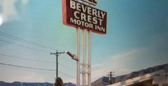 比佛利之冠汽車旅館 - 厄爾巴索