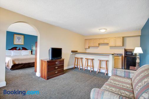Super 8 by Wyndham Norfolk/Chesapeake Bay - Norfolk - Phòng khách