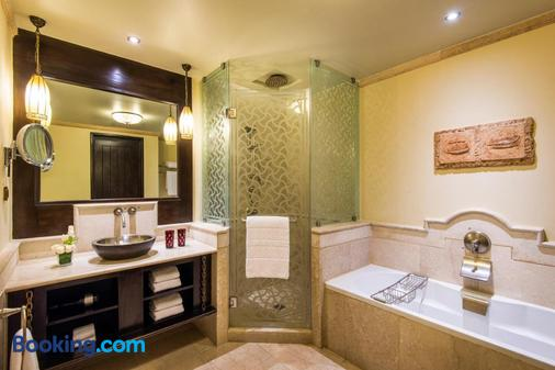 Sharq Village and Spa - Doha - Bathroom