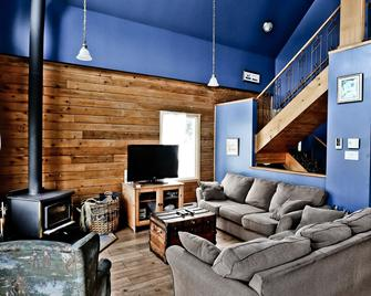 Le Domaine Adstock - Thetford Mines - Wohnzimmer