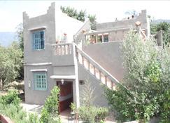Mandar Kebir - Ouirgane - Gebäude