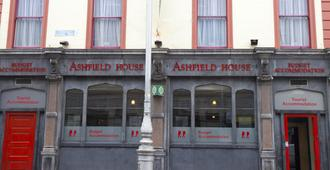 Ashfield Hostel - Dublín - Edificio