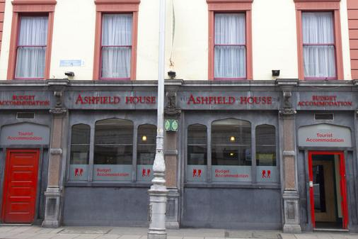 Ashfield Hostel - Dublin - Rakennus