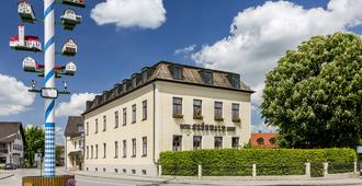 Hotel Grünwald - Múnich - Edificio