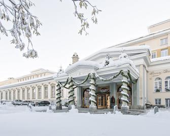Kulm Hotel St. Moritz - St. Moritz - Building