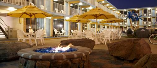 Blue Palms Resort - Wildwood - Restaurant