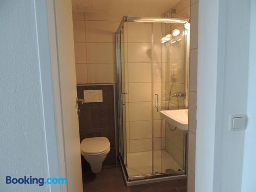 Frühstückspension Bauernhof Schöbringerhof - Weyregg - Bathroom