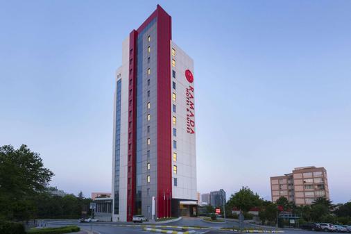 伊斯坦布爾阿塔科伊華美達套房酒店 - 伊斯坦堡 - 伊斯坦堡 - 建築