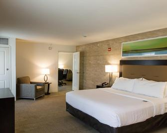 Holiday Inn & Suites Bloomington-Airport - Bloomington - Slaapkamer