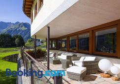 Hotel Leitner - Mittelberg - Sala de estar