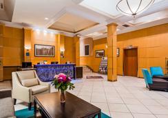 Best Western Downtown Sudbury Centreville - Sudbury - Lobby