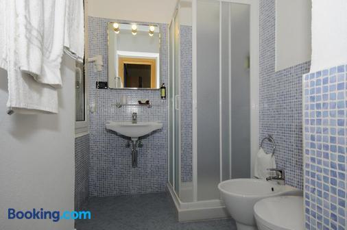 Hotel San Giuseppe - Finale Ligure - Bathroom