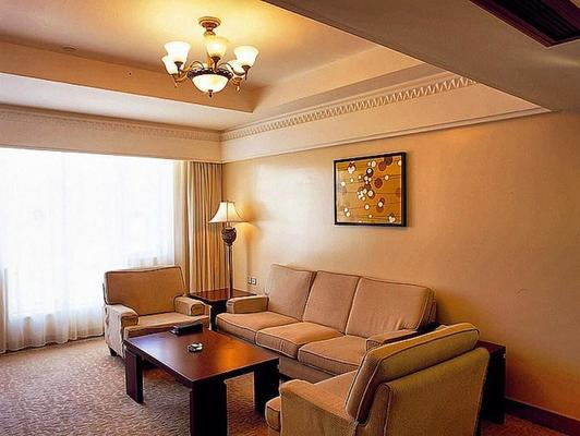 Overseas Chinese Hotel Wenzhou - Wenzhou - Living room