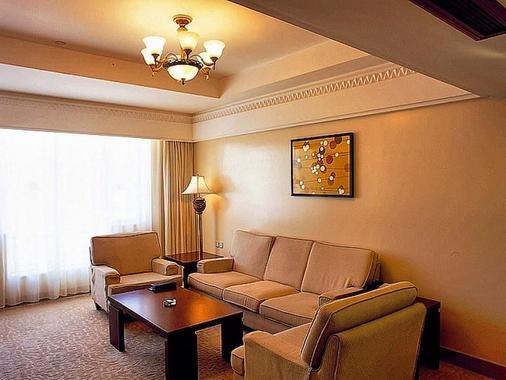 Overseas Chinese Hotel Wenzhou - Wenzhou - Olohuone