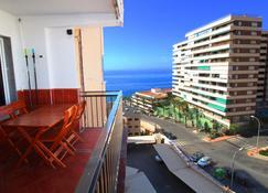 Islas Azores - Apartamento en 1ª línea de playa - Aguadulce - Balcony
