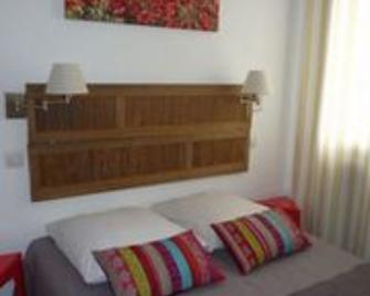 Hôtel les Terrasses du Rove - Le Rove - Bedroom